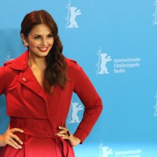Berlino 2017: Huma Qureshi al photocall di Viceroy's House