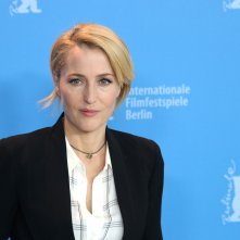 Berlino 2017: Gillian Anderson al photocall di Viceroy's House