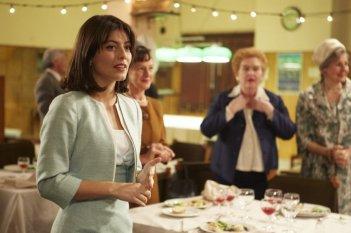 C'era una volta Studio Uno: Alessandra Mastronardi in una scena della miniserie