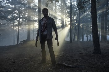 Logan: una foto del protagonista Hugh Jackman