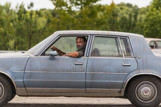 The Walking Dead: un momento di Ci vuole coraggio con Andrew Lincoln