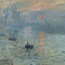 Io, Claude Monet: un'immagine tratta dal documentario