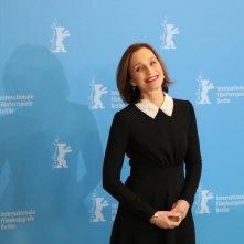 Berlino 2017: Kristin Scott Thomas al photocall di The Party