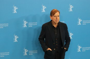 Berlino 2017: Timothy Spall al photocall di The Party