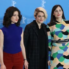Berlino 2017: Amira Casar, Esther Garrel al photocall di Call Me by Your Name