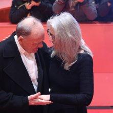 Berlino 2017: Sally Potter e Bruno Ganz sul red carpet di The party