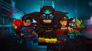 Lego Batman - Il film: una scena del film animato