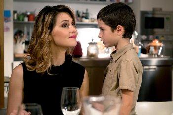 Mamma o papà?: Paola Cortellesi e Alvise Marascalchi in una scena del film