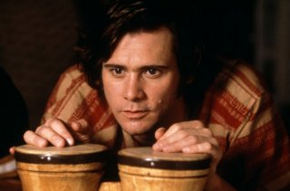 Man on the Moon: Jim Carrey in una scena del film