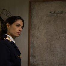 Omicidio all'italiana: Roberta Mattei in una scena del film