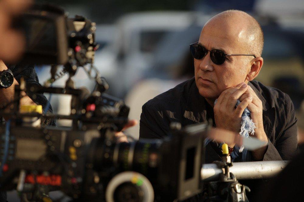 Rosso Istanbul: Ferzan Ozpetek sul set del film