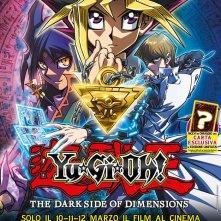 Locandina di Yu-Gi-Oh! Il Lato Oscuro Delle Dimensioni. Il Film