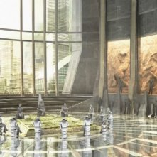 Black Panther: un concept art del film Marvel
