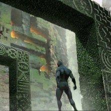 Black Panther: un concept art creato per il film della Marvel
