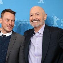 Berlino 2017: Terry O'Quinn, Michael Dorman sul red carpet di Patriot