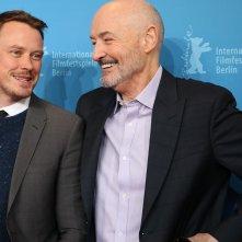 Berlino 2017: Terry O'Quinn e Michael Dorman sul red carpet di Patriot