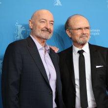 Berlino 2017: Terry O'Quinn, Kurtwood Smith sul red carpet di Patriot