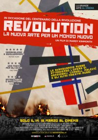 Revolution – La nuova arte per un nuovo mondo in streaming & download