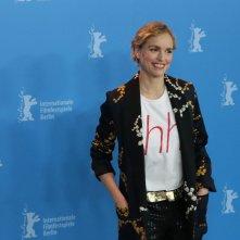 Berlino 2017: Nina Hoss al Photocall di Return to Montauk