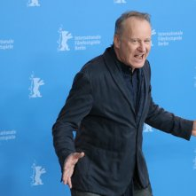 Berlino 2017: Stellan Skarsgård al Photocall di Return to Montauk