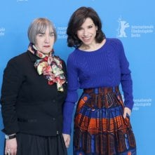 Berlino 2017: uno scatto di Sally Hawkins  al photocall di Maudie