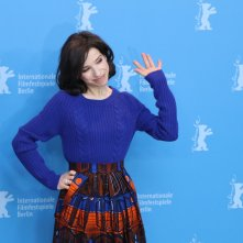 Berlino 2017: Sally Hawkins al photocall di Maudie