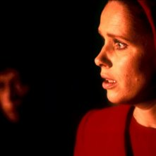 L'immagine allo specchio: Liv Ullmann in una scena del film