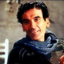 Il postino: Massimo Troisi in una scena del film