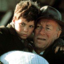 Pelle alla conquista del mondo: Max von Sydow in una scena del film