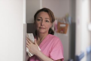 Midwife: Catherine Frot in una scena
