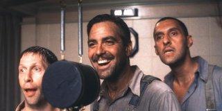 Fratello, dove sei? Il trio formato da Tim Blake Nelson, George Clooney e John Turturro