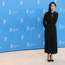 Berlino 2017: Kim Minhee al photocall di On the Beach at Night Alone