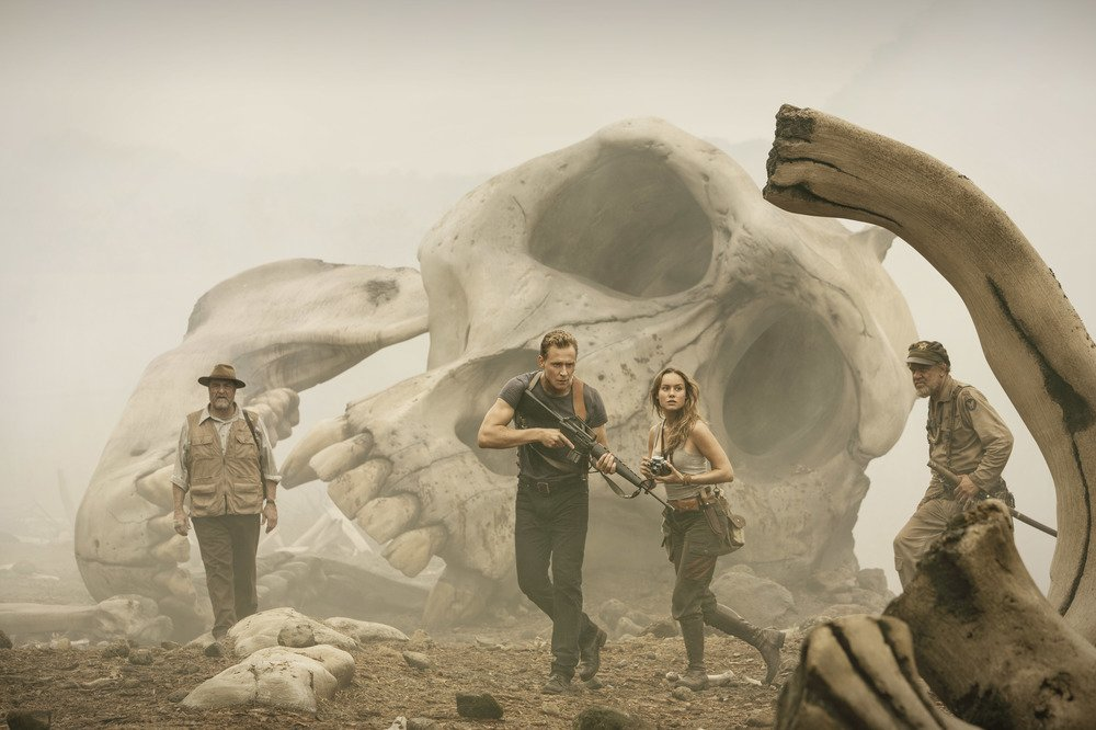 Kong: Skull Island - Una foto del film