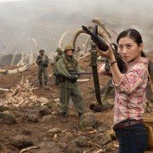 Kong: Skull Island, Tian Jing in una scena del film