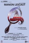 Locandina di Teatro Regio di Torino: Manon Lescaut