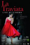 Locandina di The Metropolitan Opera di New York: La Traviata