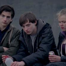 Passeri: un'immagine tratta dal film