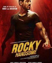 Locandina di Rocky Handsome