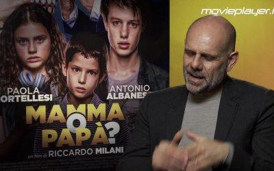 Mamma o Papà: video-intervista a Riccardo Milani