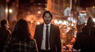 John Wick 2: un'immagine dell'attore Keanu Reeves
