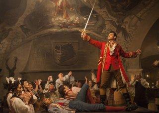 La Bella e la Bestia: Luke Evans interpreta Gaston