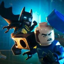 Lego Batman - Il film: una scena del film d'animazione