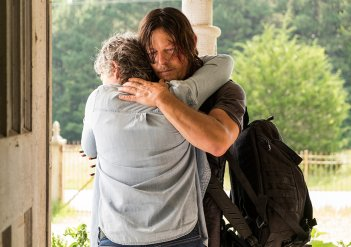 The Walking Dead: Norman Reedus in New Best Friends