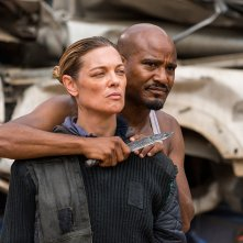 The Walking Dead: Sabrina Gennarino e Seth Gilliam in New Best Friends