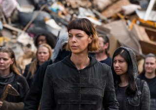 The Walking Dead: l'attrice Polyanna McIntosh in New Best Friends