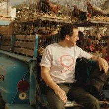Un tirchio quasi perfetto: Dany Boon e Noémie Schmidt in una scena del film