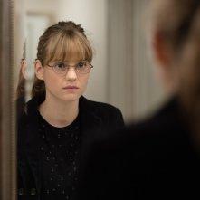 Un tirchio quasi perfetto: Noémie Schmidt in una scena del film