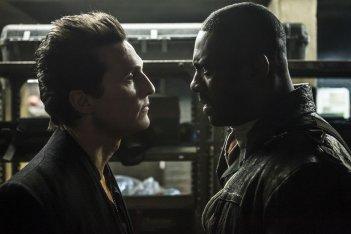 La Torre Nera: Matthew McConaughey e Idris Elba a confronto