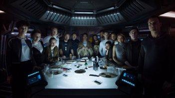 Alien: Covenant - Una foto del cast