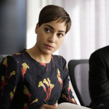 The Good Fight: un'immagine dell'attrice Cush Jumbo in Inauguration